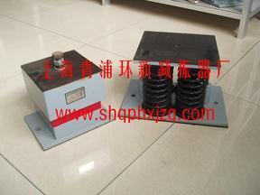 低频弹簧橡胶复合隔振器