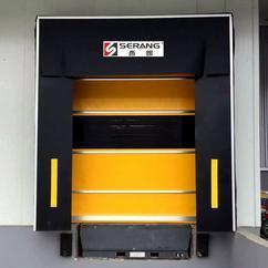 8203;宁波物流装卸口门封雨蓬,宁波出货口充气式囊门封门罩