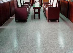 PVC导静电PVC防静电地坪