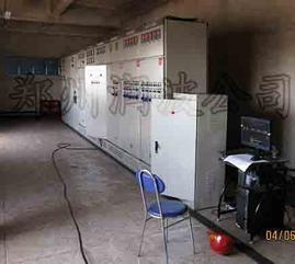 工矿防尘喷枪控制系统防尘控制系统