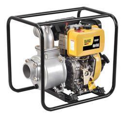 4寸大型柴油抽水泵