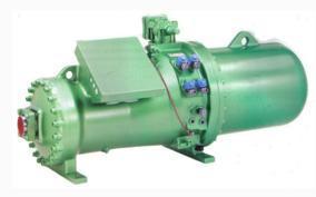 比泽尔 低温螺杆制冷机组 Bitzer