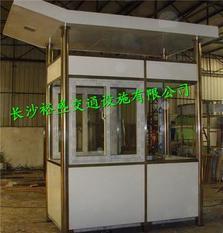 裕盛YS-GT003不锈钢岗亭