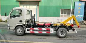 拉臂式垃圾车、欧威沃勾臂式垃圾车、对接式垃圾车