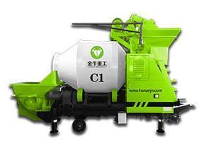 金牛重工:滚筒式车载泵