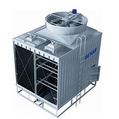 明新冷却塔厂家 玻璃钢冷却塔 单面进风冷却塔