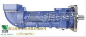 意大利SEIM品牌PXF072#4A三螺杆泵组
