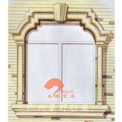 砂岩门窗套