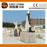船锚艺术石雕刻GGQ056