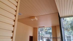 生态木内墙板价格
