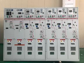 XGN15-12/24型SF6气体环网柜充气柜