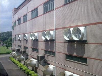 无锡车间厂房通风降温设备