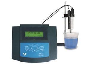中文台式酸度计PH计中文显示水质检测