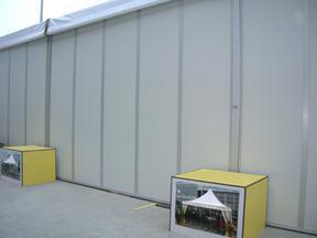 临时房屋,临时建筑,仓储帐篷,仓储篷房