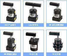 原装进口台湾联镒AMAC转角气缸