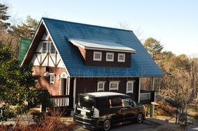易居木业木结构阳光房