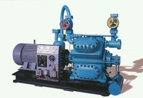 空调活塞式压缩机结构图