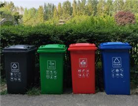 安康塑木垃圾桶, 塑木垃圾桶生产厂家