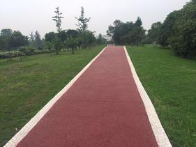 四川透水地坪厂