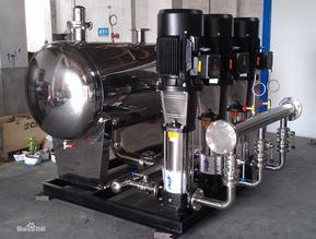 供应无负压变频给水设备