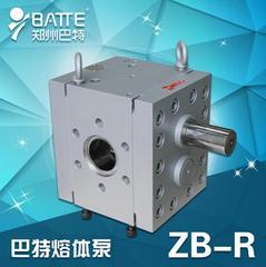 高温CPP/CPE流延膜专用熔体泵
