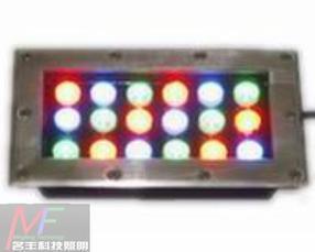 18W大功率LED埋地灯LED地埋灯
