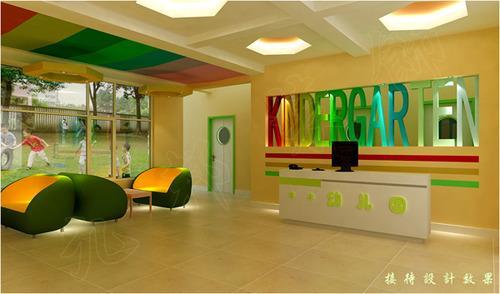 幼儿园玻璃窗装饰图片