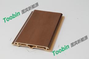Toobin图宾户外墙板(共挤WPC材质)