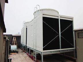 400吨横流式方形冷却塔
