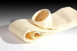 家园玻纤除尘布袋高效过滤高温烟气