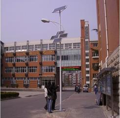 北京阳光校园太阳能路灯的价格
