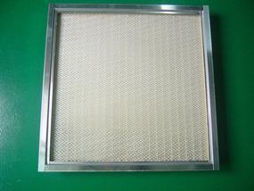 无尘室高效有隔板空气过滤器HEPA高效过滤器高效
