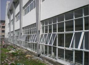 芜湖哪里可以定制彩色涂层钢板门窗?价格多少