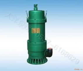 BQS电泵导叶