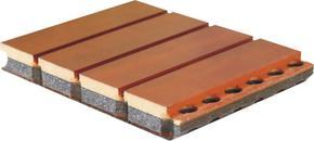 木质吸音板、槽木吸音板