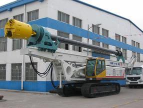 鸿达HDR230旋挖钻机