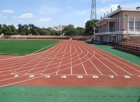 桂林透气型塑胶跑道厂家 塑胶跑道工程案例 塑胶跑道报价