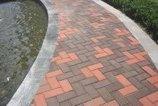渗水砖、透水砖、园林砖、生态砖、庭院砖