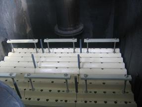 COW-SR波纹板油水分离器