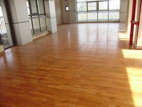 乒乓球馆体育运动地板厂家,健身房运动实木地板厂家