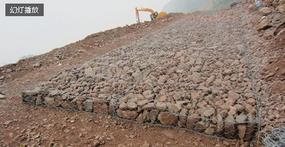 水利部门指定石笼网规格,铅丝笼护垫