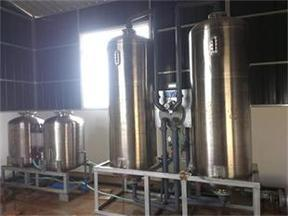 全自动LDZN钠离子交换器软水设备