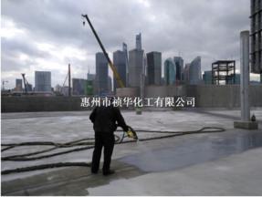 广东惠州专业聚脲公司--惠州市祯华化工有限公司