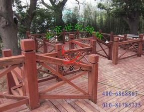 木结构、木屋、木栈道