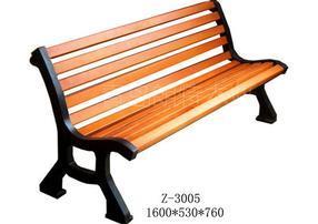 青岛防腐木公园椅,铸铁椅子,大理石椅子