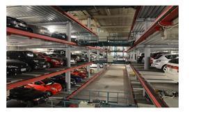 平面移动式立体车库价格及定制