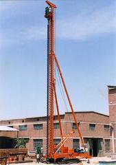 CFG长螺旋桩机30型