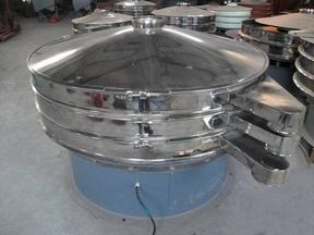供应1米全不锈钢圆振动筛、80公分圆振动筛