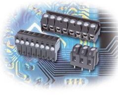 德国WECO印刷线路板接线端子