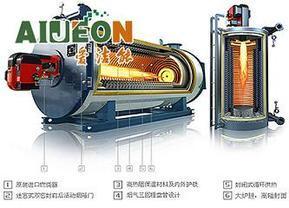 爱洁能导热油锅炉清洗剂